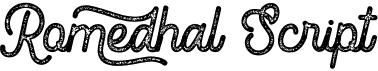 Romedhal Script